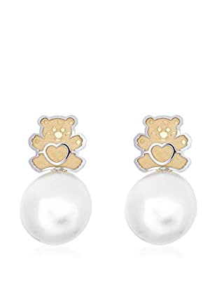 Rhapsody Pendientes Candy oro amarillo 18 ct