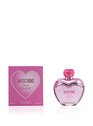 Moschino Eau de Toilette Mujer Pink Bouquet 100 ml