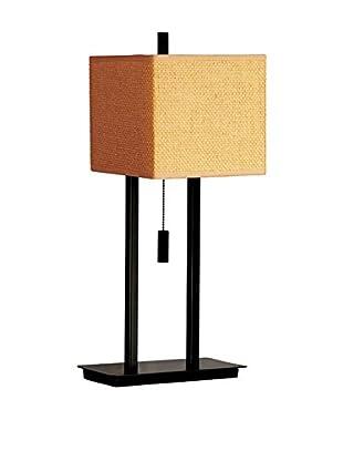 Design Craft Harlowe Accent Lamp, Bronze Finish