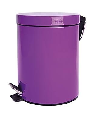 Mülleimer 5 L lila