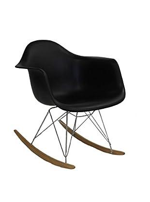 Modway Rocker Lounge Chair (Black)