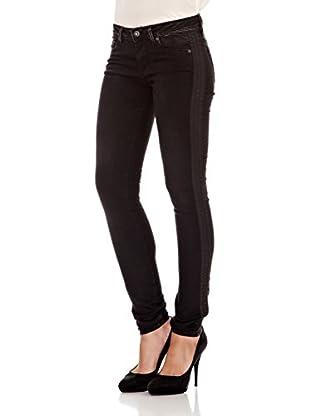 Pepe Jeans London Pantalón Dlx (Negro)