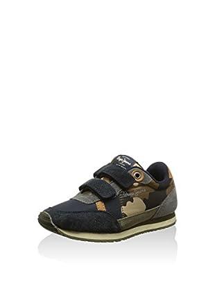 Pepe Jeans London Sneaker Sydney Camu