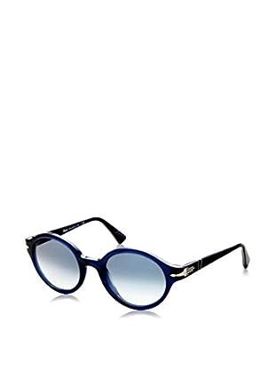 Persol Sonnenbrille Po3098 181/ 3F (50 mm) blau
