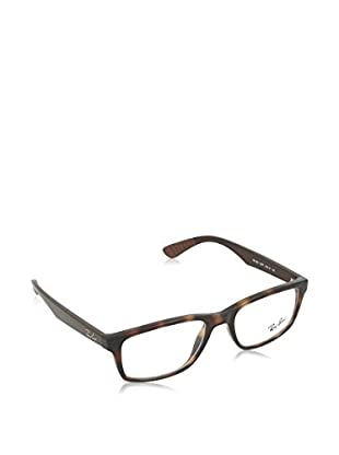 Ray-Ban Gestell 7063 5577 (52 mm) havanna