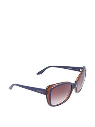 MAX & CO Gafas de Sol 166/SFM24C Azul Transparente Naranja