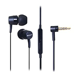 Sony Stereo Headset Mh 750 3.5 mm Jack (Black)