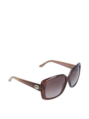 Gucci Damen Sonnenbrille GG 3574/S LA braun