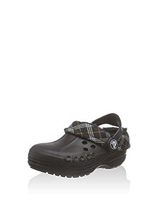 Crocs Clog Blitzen Winter Plaid