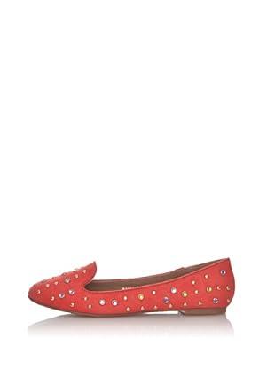 Silvia Kelvin Zapatos Slippers (Rojo)