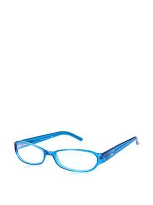 E. Armani Gestell 9196 (52 mm) blau