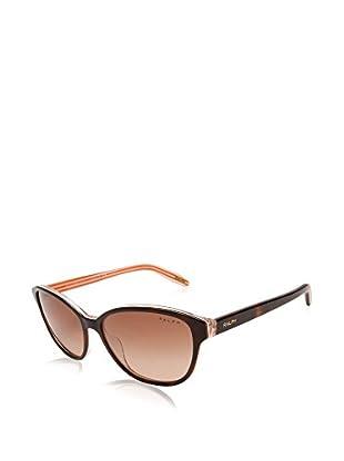 Ralph Lauren Sonnenbrille RA51289771355 (55 mm) havanna/weiß