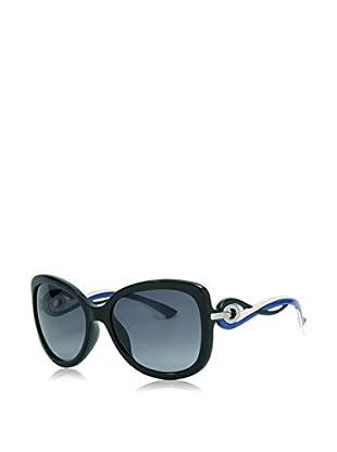 Christian Dior Sonnenbrille Diortwisting Jws (58 mm) schwarz/weiß/blau
