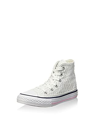 Converse Zapatillas abotinadas All Star Hi Tiny Crochet