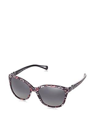 ZZ-Dolce & Gabbana Gafas de Sol Polarized Mod.4258 1995T5 56 (56 mm) Negro