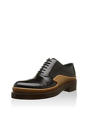 Prada Zapatos Oxford Picados