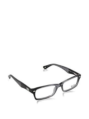 Ray-Ban Gestell 5206 551552 (52 mm) schwarz/grau