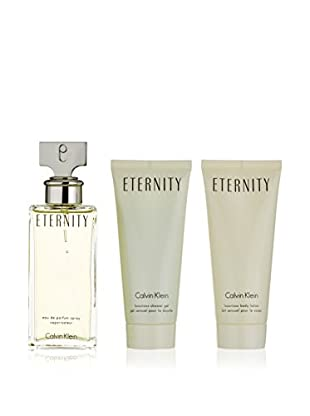 Calvin Klein Damenparfüm 3 tlg. Set Eternity