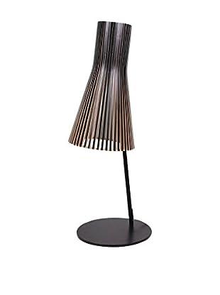 Lo+deModa Lampe Sticks Sobremesa schwarz