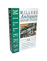 BePuzzled 1,000pc Jigsaw Puzzles - Miller's Antiques - Toys