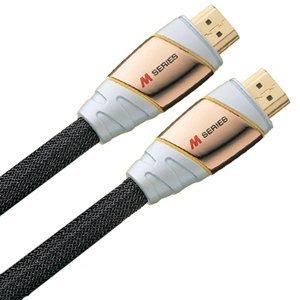 【クリックで詳細表示】MONSTER CABLE モンスターケーブル HDMIケーブル (1.2m) M1000HD4V-1.2M