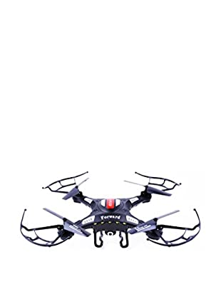 iPM R-Series 2.4 Ghz 6-Axis Quadcopter Drone with HD Recording, Black