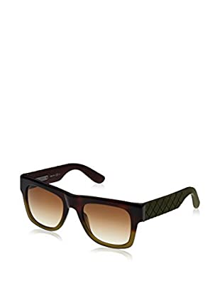 Bottega Veneta Gafas de Sol B.V.300/S (51 mm) Havana / Verde