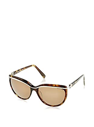 Trussardi Gafas de Sol 12841_HV-57 (57 mm) Marrón