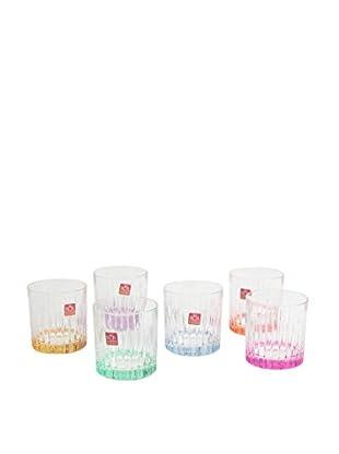 Rcr Set, 6-tlg. Gläser