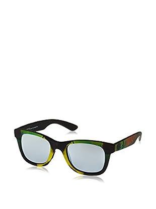 ITALIA INDEPENDENT Sonnenbrille 0090-TUC-50 (50 mm) schwarz/grün/gelb