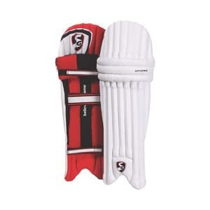 Optipro Edition Traditional Batting Legguards Protection Pads by SG