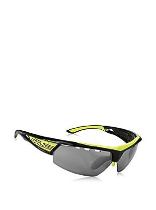 salice occhiali Occhiali da sole 005Rwb (70 mm) Nero/Giallo