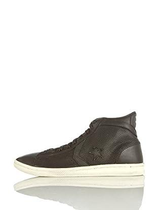 Converse Zapatillas Pro Leather Varvatos Mid (Negro)