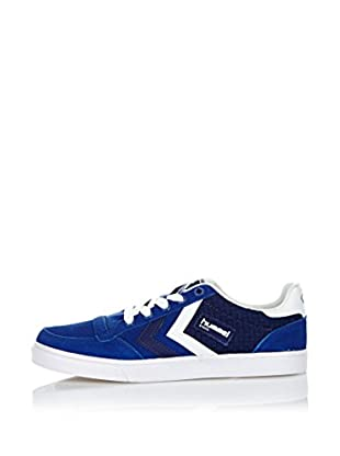 Hummel Sneaker Stadil Woven Low (dunkelblau)