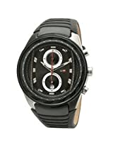 D.Factory Red-Label Two-Tone Sports Chronograph Mens Watch Dfu022Tbb