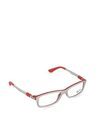Ray-Ban Gestell Mod. 1546 363246 (46 mm) silberfarben/rot