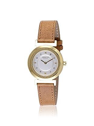 Johan Eric Women's JE1200-02-013 Djursland Analog Display Quartz Brown Watch