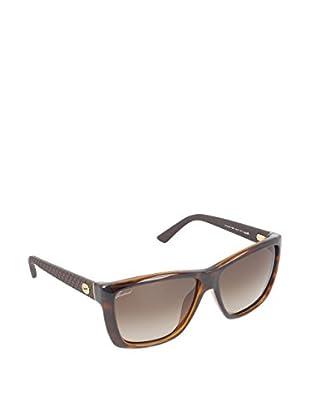 Gucci Sonnenbrille 3716/SHAINI havanna