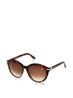Swarovski Sonnenbrille SK0070 (55 mm) braun