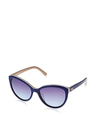 Lacoste Sonnenbrille L793S5617140 (56 mm) blau