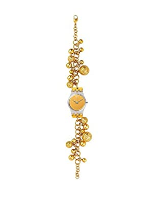 Swatch Quarzuhr Woman Boule D'Or 25 mm