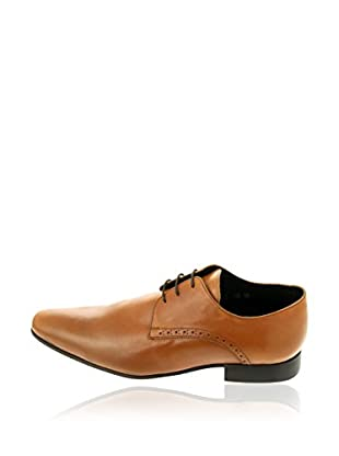 Jean Louis Scherrer Zapatos Derby Jenno (Tabaco)