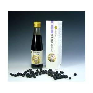 【丸新本家】生一本黒豆醤油(200ml)