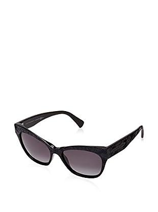 Alexander McQueen Gafas de Sol AMQ4261/S (55 mm) Negro