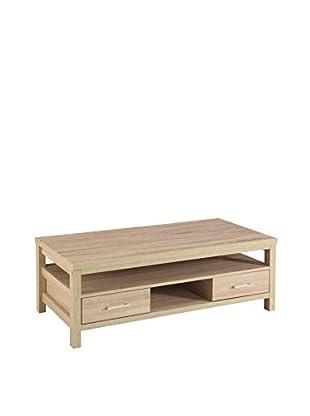 Linon Home Décor Aspen Coffee Table, Blonde