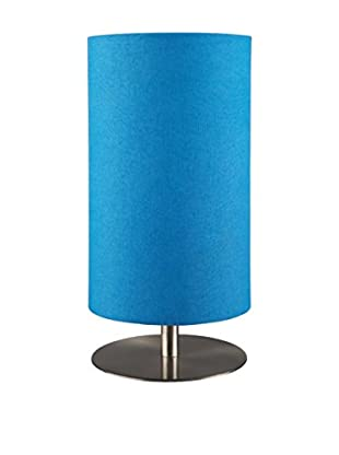 Massive Lámpara De Mesa Massive Tischleuchte Pontius 1-Flammig Azul