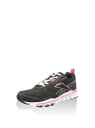 Reebok Sportschuh Hexaffect Run schwarz/pink EU 39
