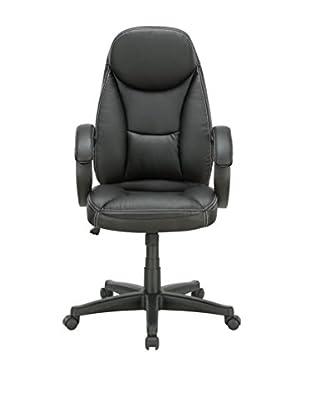 Modway Trendsetter Office Chair, Black