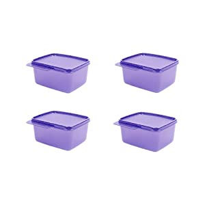 Tupperware Modular Mates Round #2 Storage Box, 440ml (105)