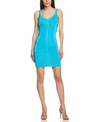 Jane Norman Vestido Timothee (Azul turquesa)